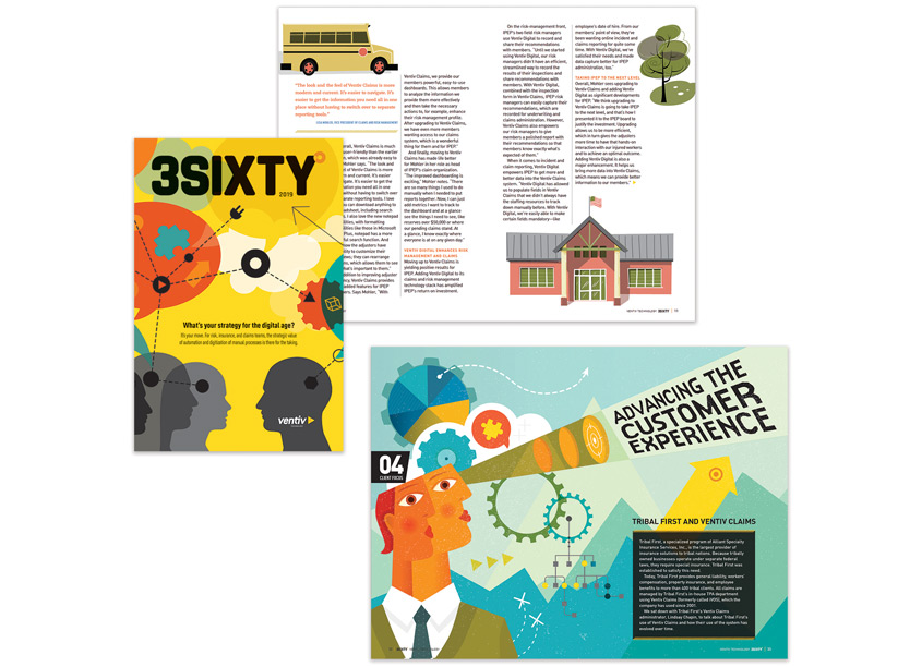 Ventiv Technology 3SIXTY� Magazine 2019