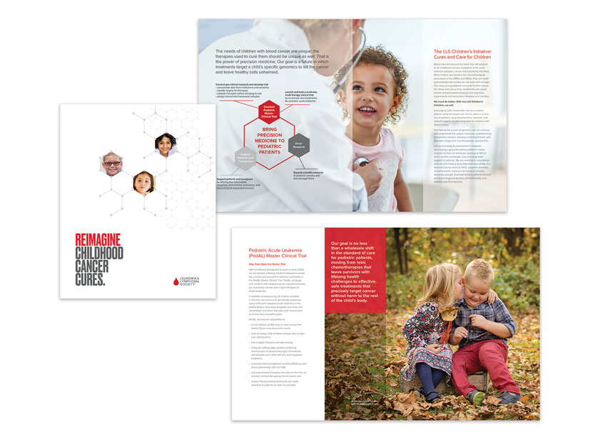 The Leukemia & Lymphoma Society/LLS Creative Services LLS Children�s Initiative Prospectus