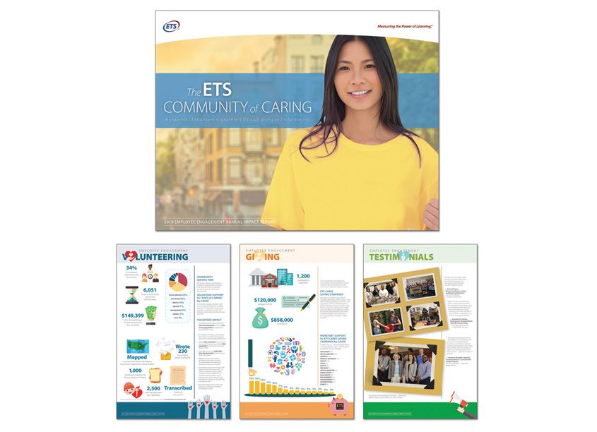 The ETS Community of Caring Brochure by ETS