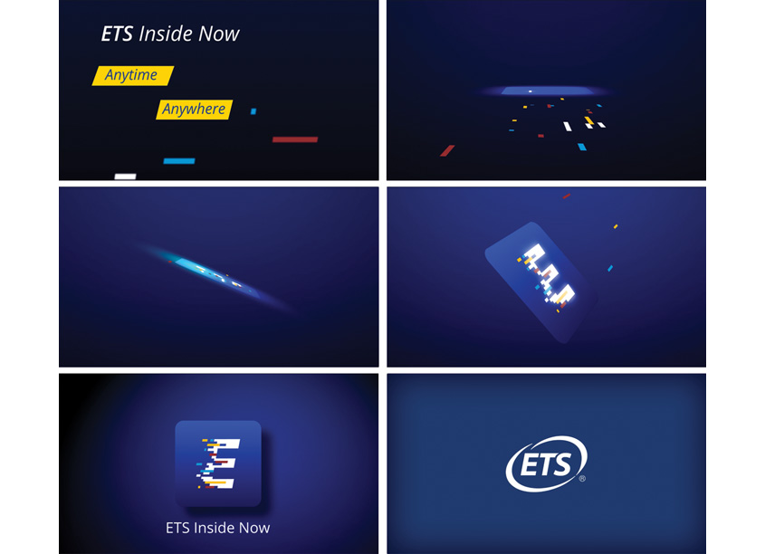 ETS Inside Now Motion Graphic by ETS