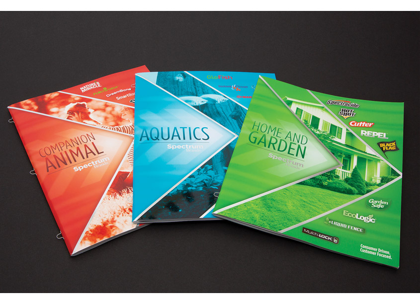 Spectrum Brands - Global Pet Care and Home & Garden Spectrum Brands Catalogs