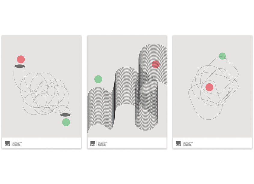 IRFM Creative Poster Series by School of the Art Institute of Chicago, IRFM Creative