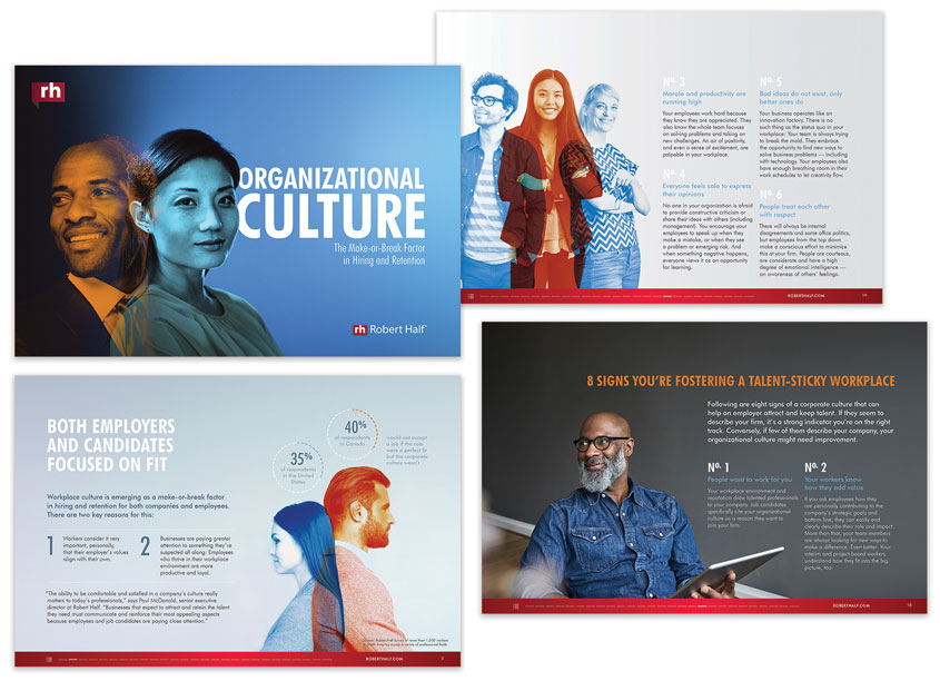 Robert Half International Organizational Culture Whitepaper
