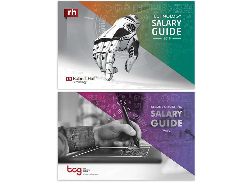 Robert Half International 2019 Salary Guides