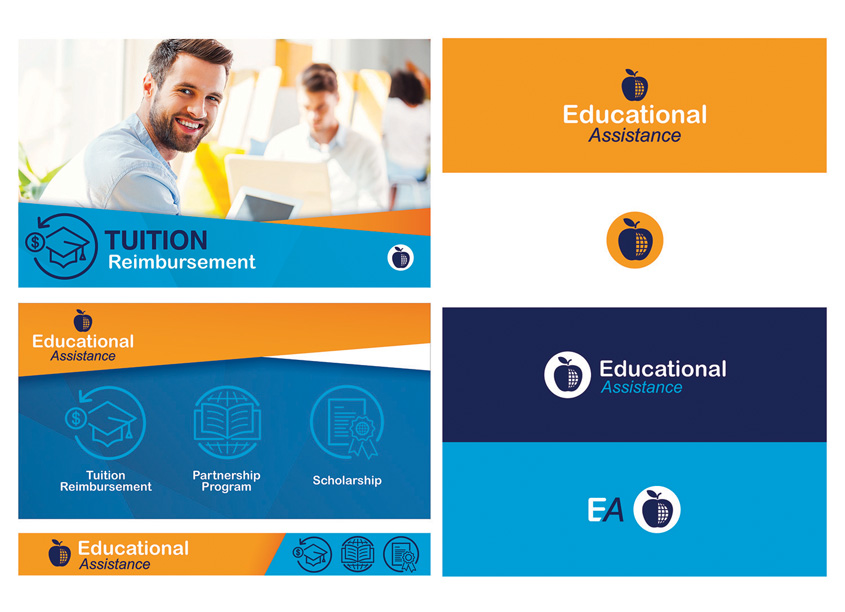 L&D Education Assistance Branding by Navy Federal Credit Union
