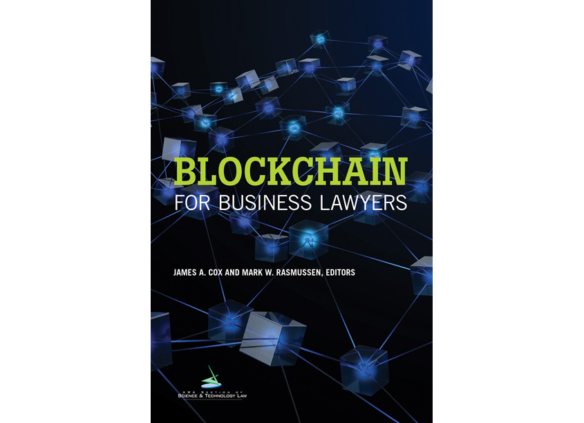 Blockchain for Business Lawyers Book Cover by American Bar Association