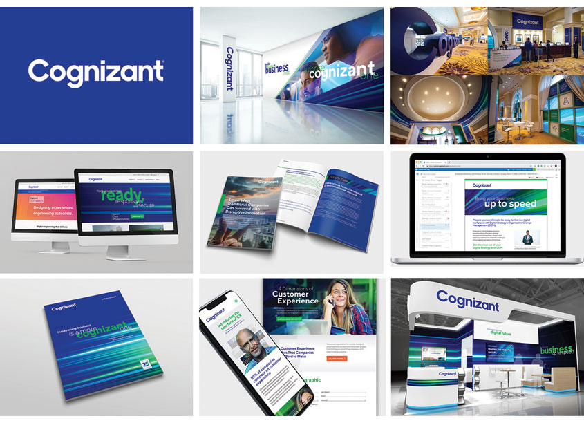 Cognizant Global Rebrand by Cognizant