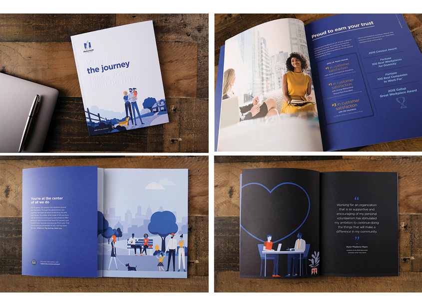 2018 Annual Report by Nationwide iNHouse Marketing Group