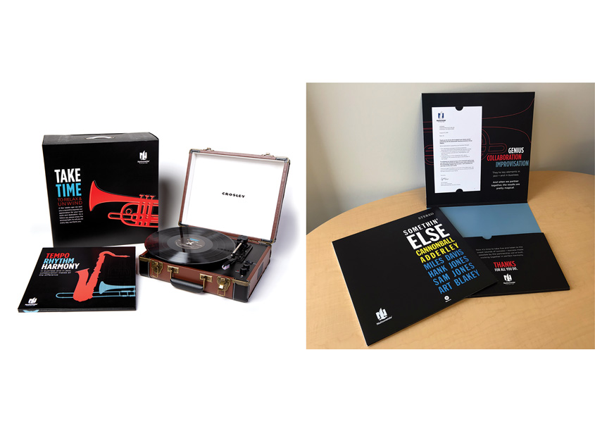 NBSG Jazz Mailer by Nationwide iNHouse Marketing Group