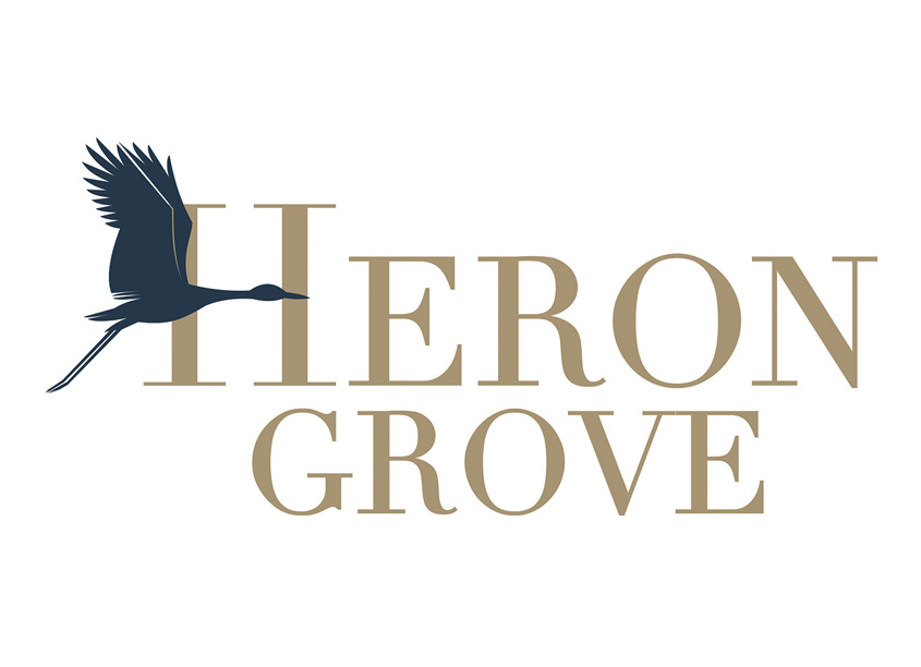 David Weekley Homes Heron Grove Logo