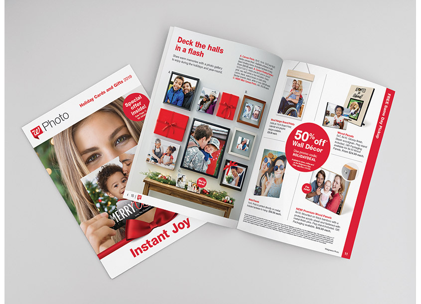 2019 Walgreens Photo Catalog by D186/Walgreens In-House Creative Team
