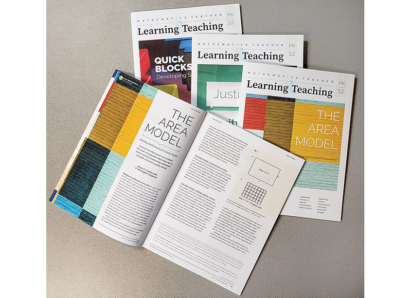 Mathematics Teacher: Learning and Teaching by NCTM Creative Services
