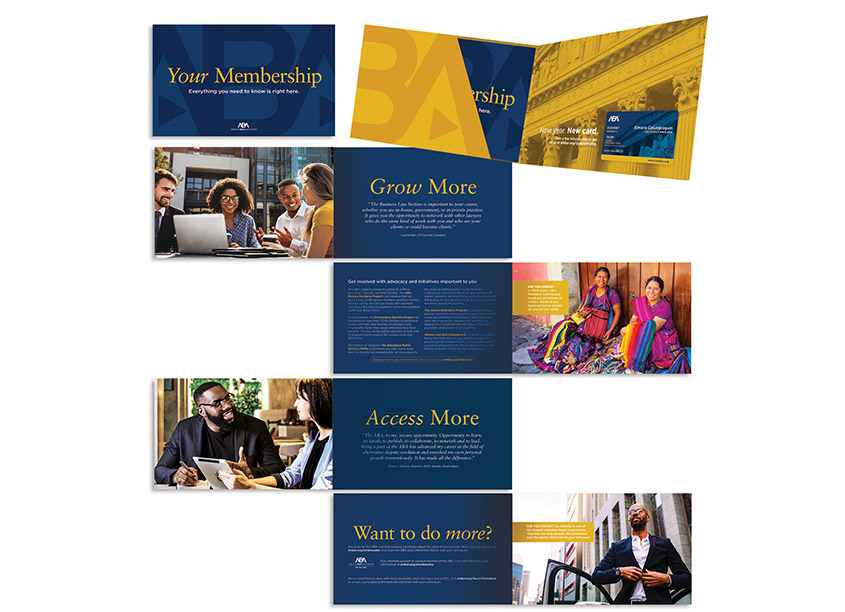 ABA 2020 Welcome Packet by American Bar Association/ABA Creative Group