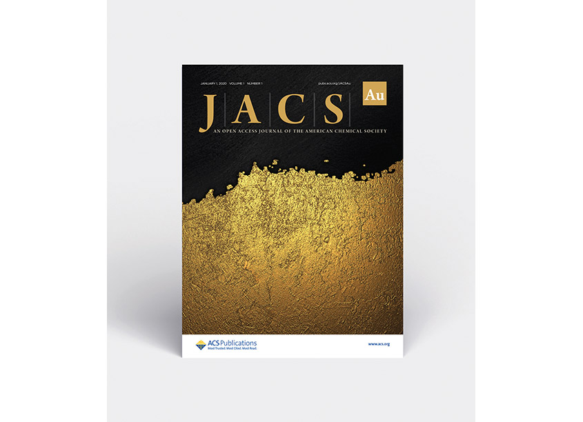 ACS Publications/CreativeLab JACS Au New Journal Cover
