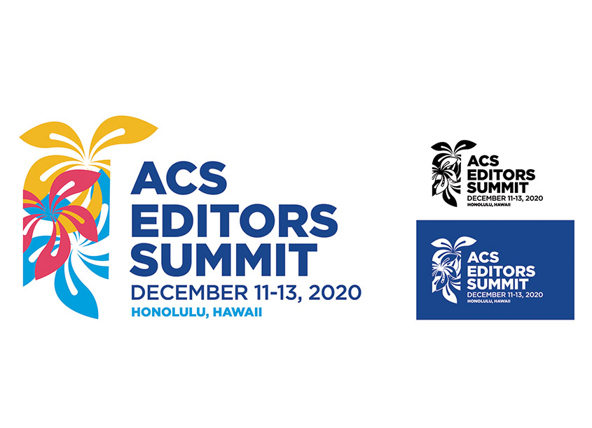 ACS Publications/CreativeLab ACS Editors Summit Logo