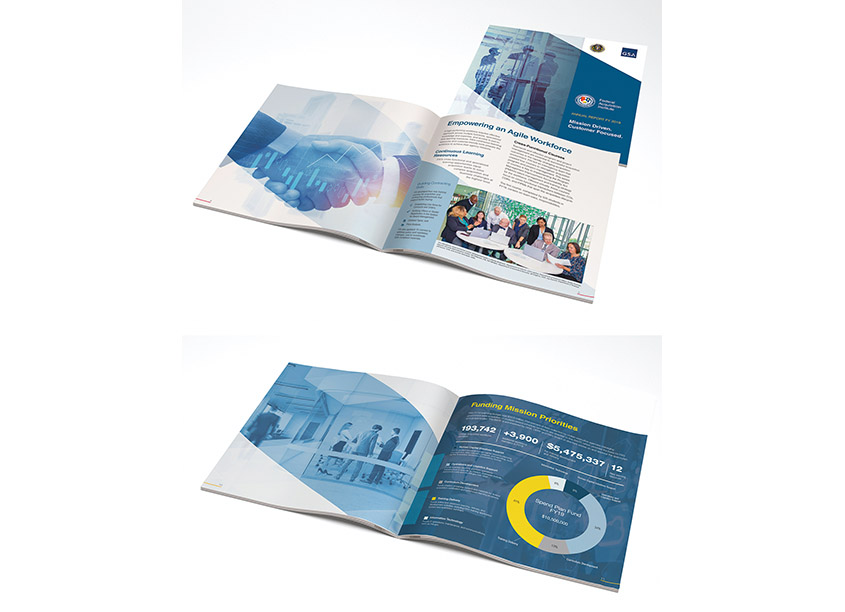 Annual Report FY 2019 by LMI