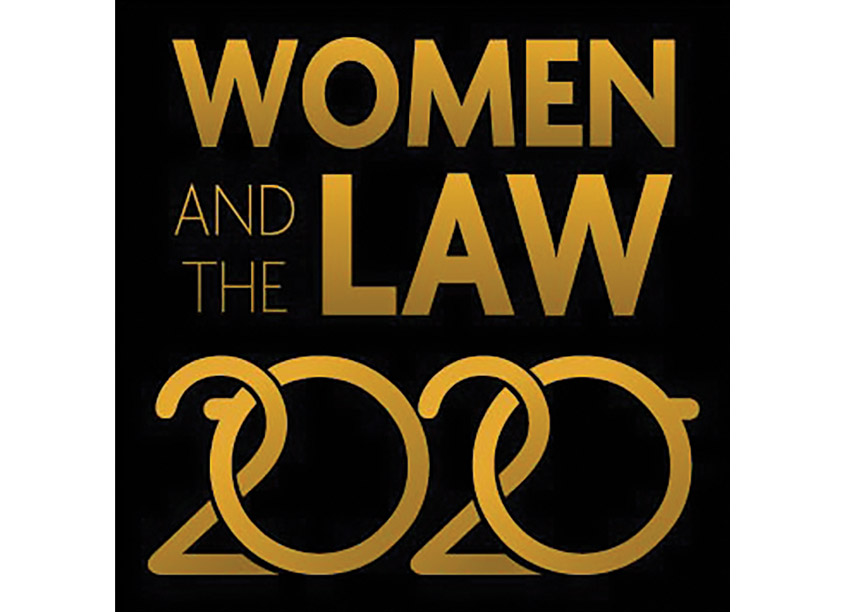 American Bar Association/ABA Creative Group Women and The Law Logo