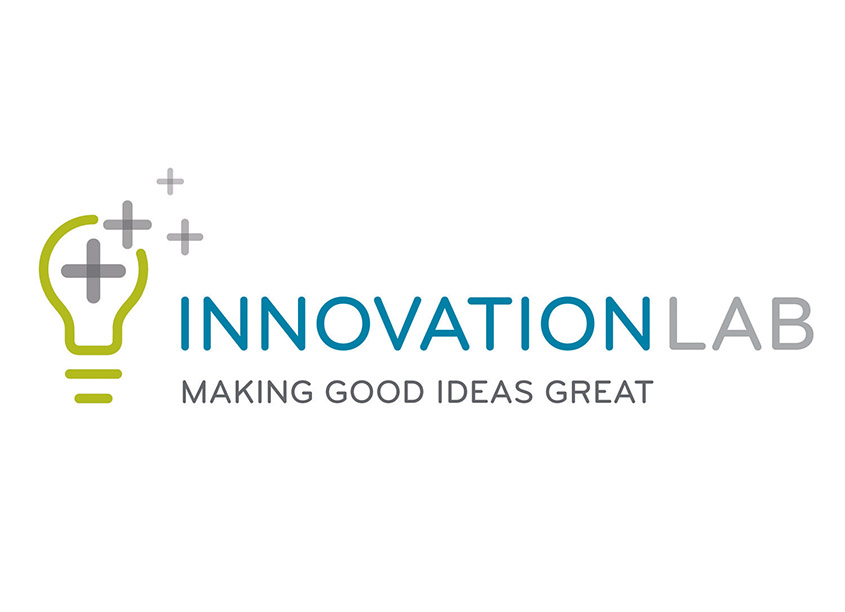 Innovation Lab Logo by Prime Therapeutics Creative Services