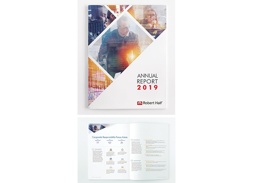 Annual Report 2019 by Robert Half Global Creative