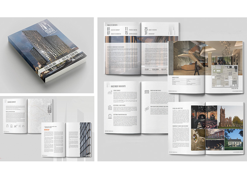 Archer Towers Brochure by Cushman & Wakefield