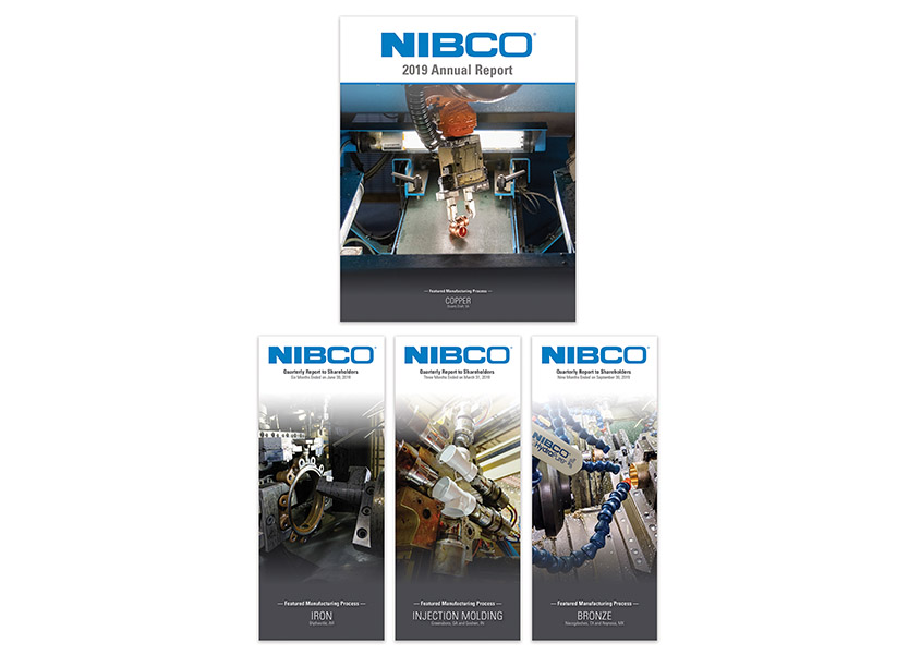 2019 Shareholder's Report Series by NIBCO INC.
