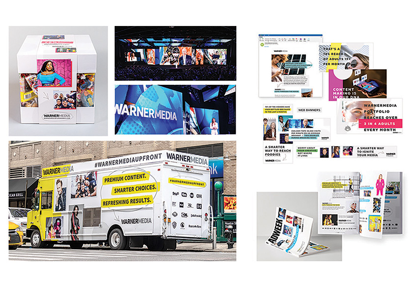 WarnerMedia Marketplace Image A Smarter Way Creative Campaign