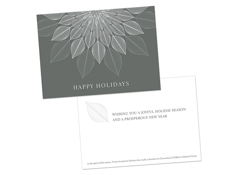 Virtus Investment Partners Virtus Holiday Card