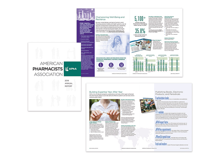 2019 APhA Annual Report by American Pharmacists Association
