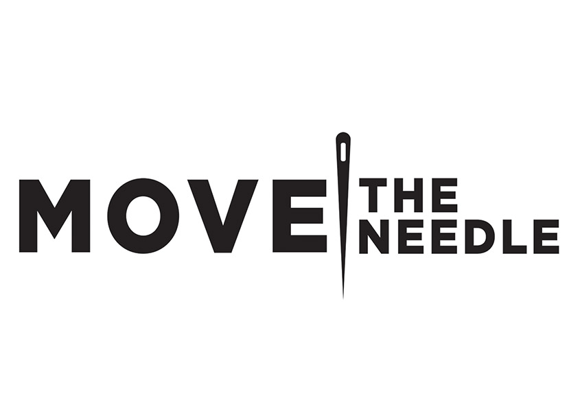 Move The Needle Logo by Brewer