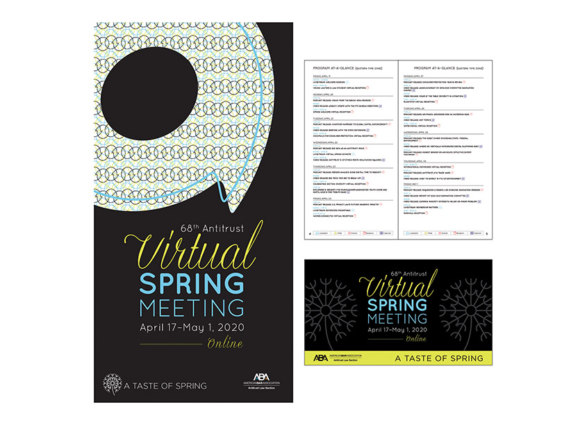 Antitrust Virtual Spring Meeting Materials by American Bar Association/ABA Creative Group