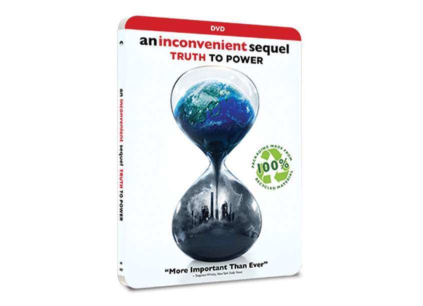 An Inconvenient Sequel - Truth To Power by DISC