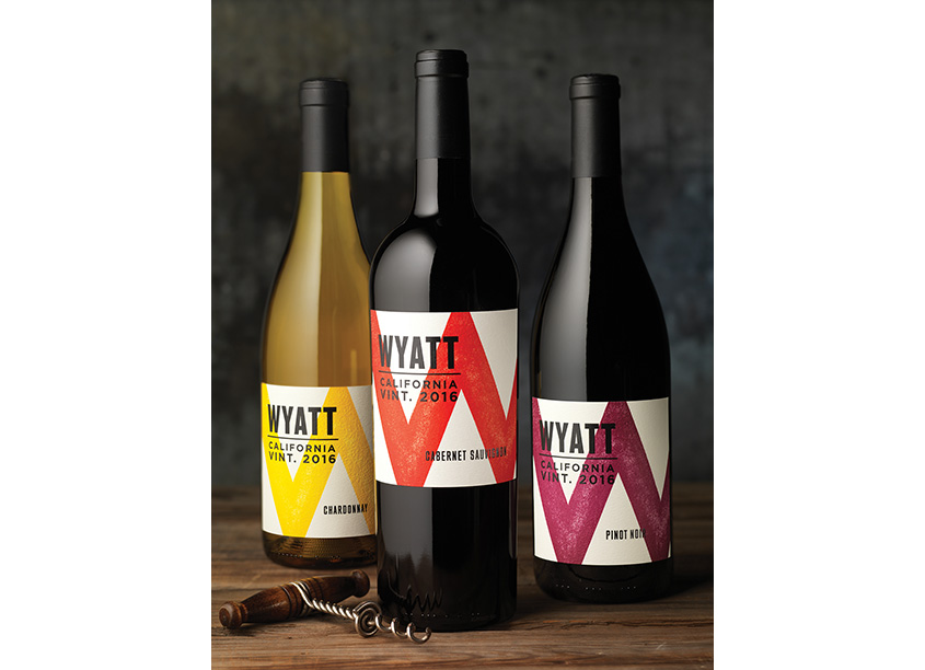Wyatt by CF Napa Brand Design