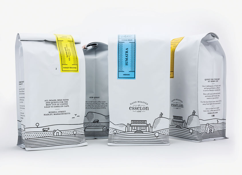 BRIGADE Esselon Coffee Bag