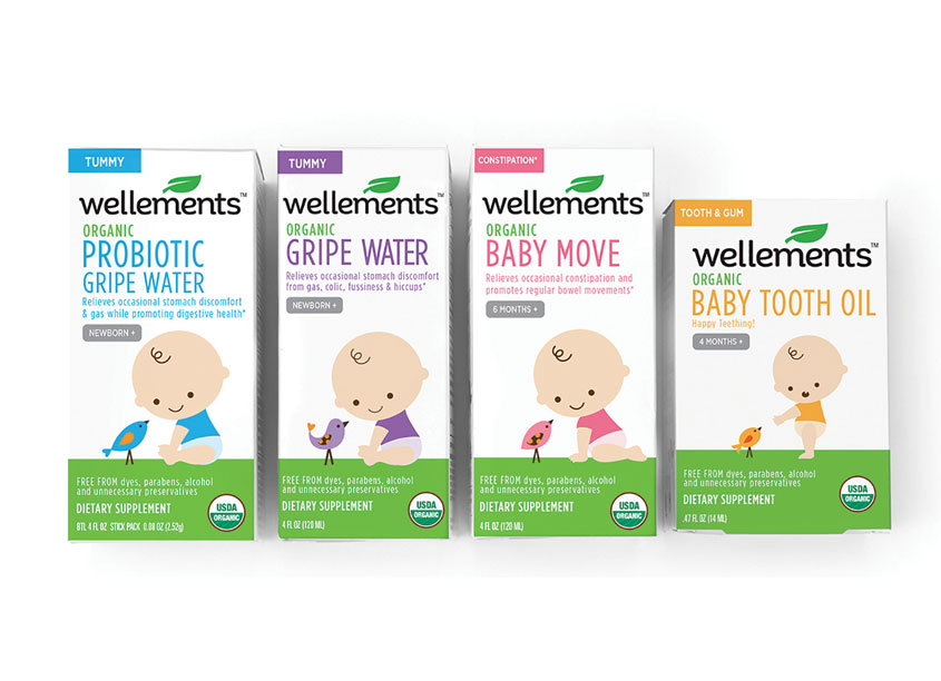 Flood Creative Wellements Natural and Organic Baby Products