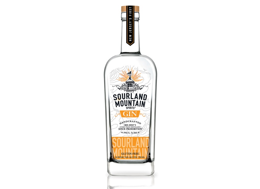 Sourland Mountain Spirits Design by Colangelo