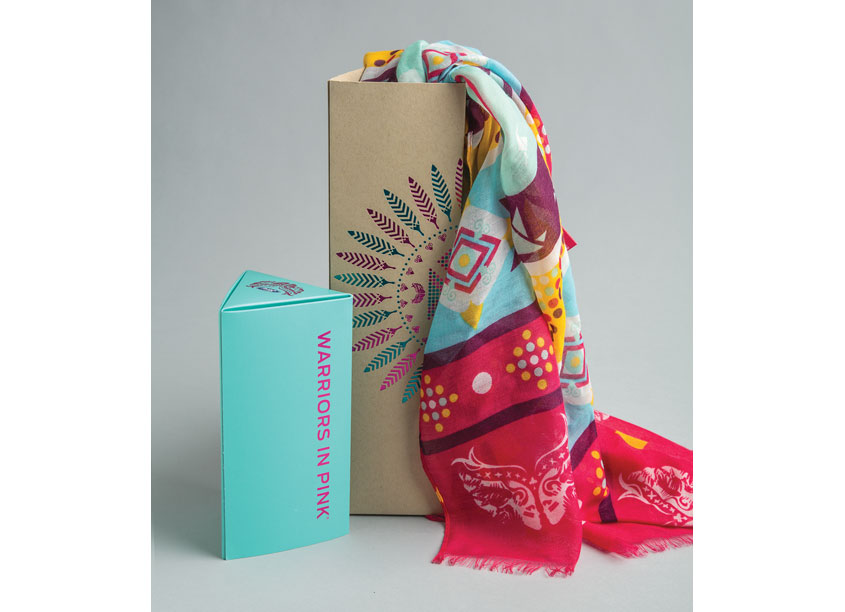 Scarf Packaging SVP, by GTB - The Park