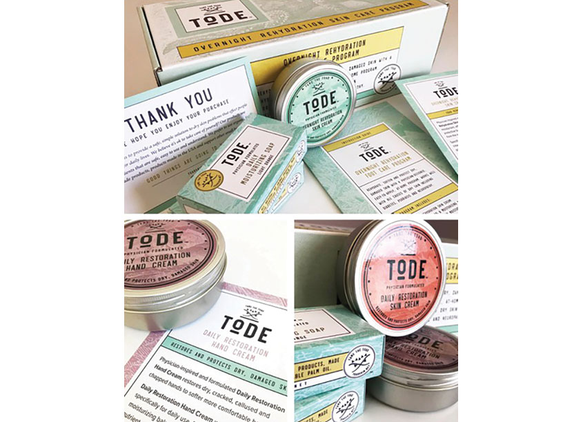 Tode Branding by S&N Design