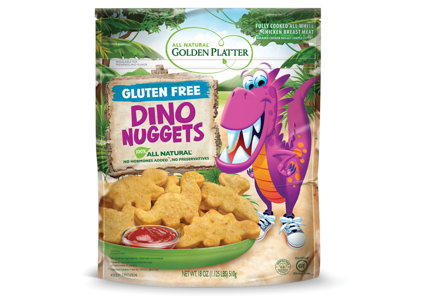 Dino Nuggets by S2 Design Group