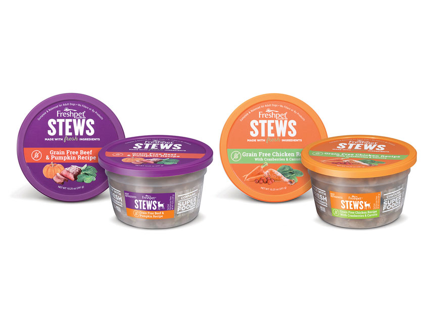Freshpet Stews by Vision Creative Group