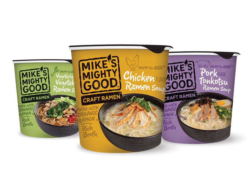 Mike's Mighty Good Craft Ramen by Voicebox Creative, Inc.