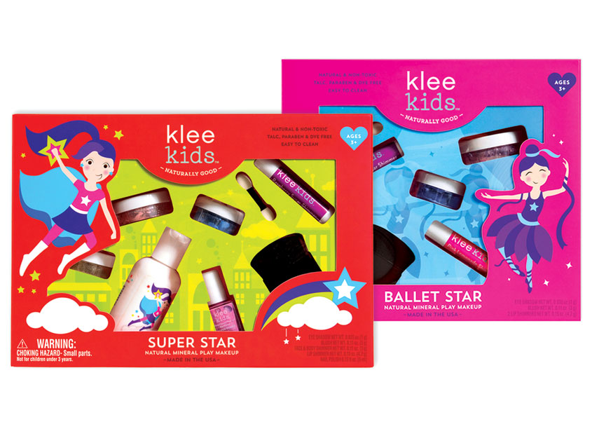 Klee Kids Makeup Kits by Elu Creative