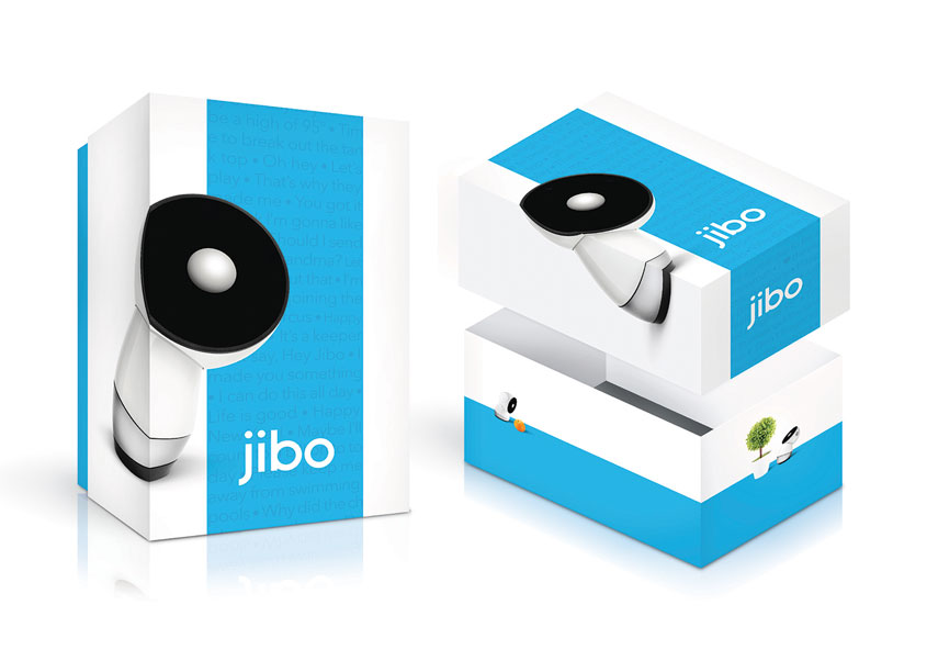 Jibo Shipper by Sloat Design Group