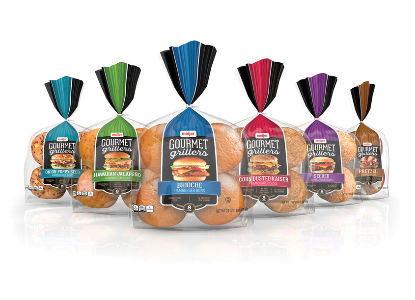 Meijer Gourmet Grillers by Coho Creative