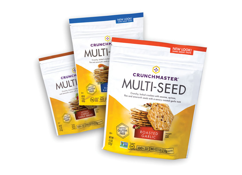 Multi-Seed Crackers by Spark