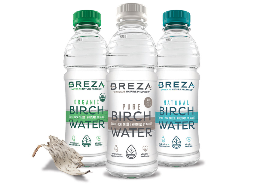 Breza Birch Water by FAI Design Group