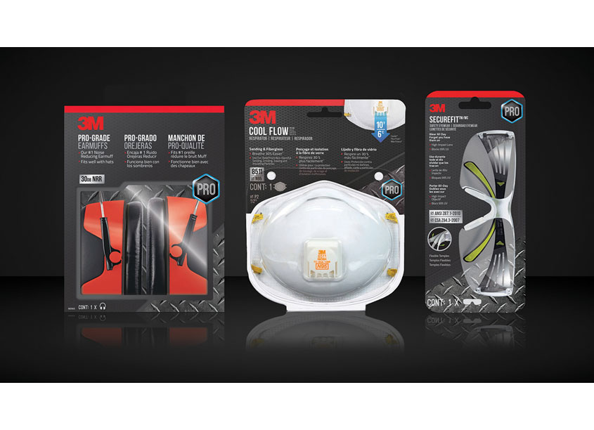 3M Pro-Series Safety Products by 3M Design