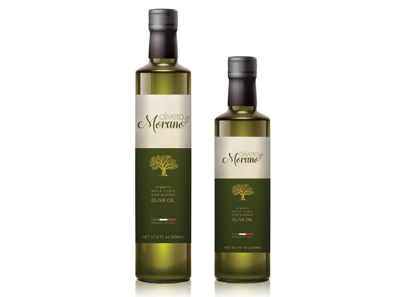 Hudson Valley Graphic Design, LLC Oliveto Morano Olive Oil