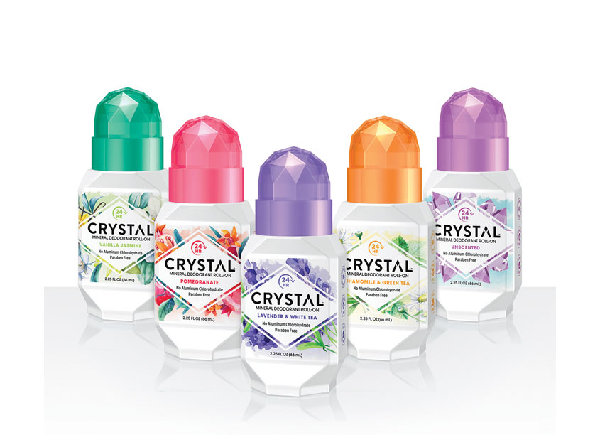 The Goldstein Group Crystal Deodorant