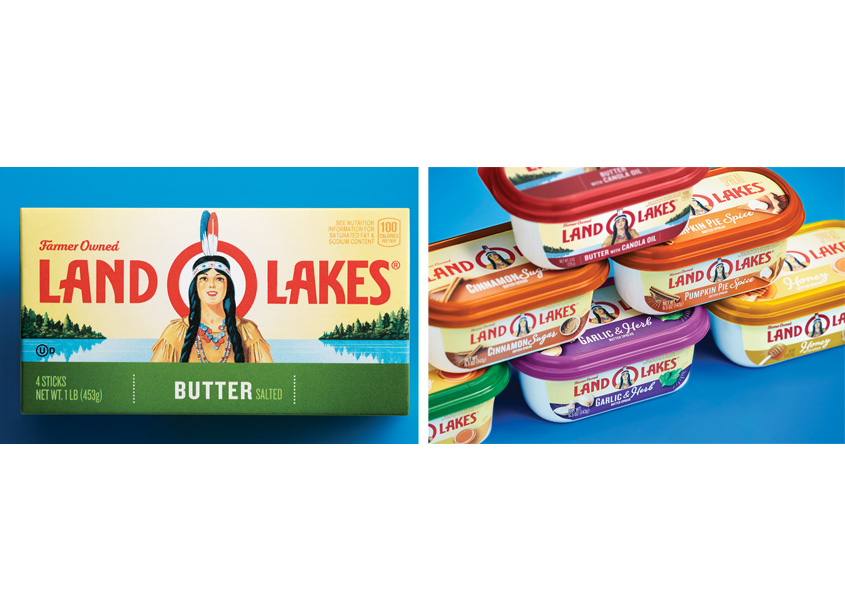Land O'Lakes Butter by CBX