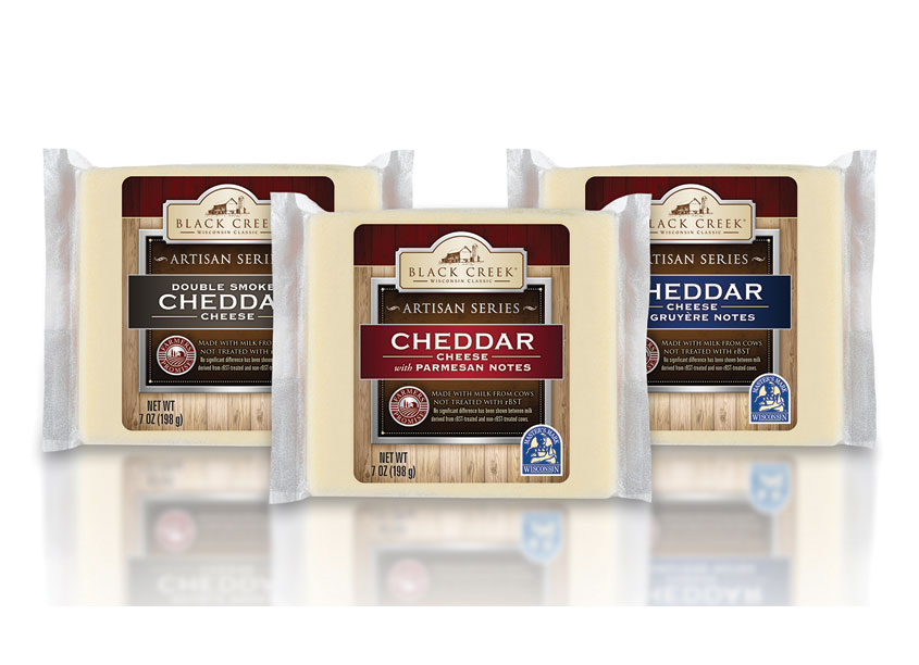 Black Creek Artisan Series by Saputo Specialty Cheese